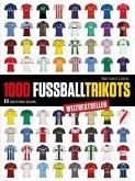 1000 Fußball-Trikots