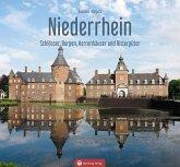 Niederrhein - Schlösser, Burger, Herrenhäuser und Rittergüter