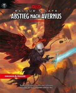 D&D: Baldur's Gate: Abstieg nach Avernus - Lee, Adam;Lee, Adam;Introcaso, James;Introcaso, James;Levitch, Ari