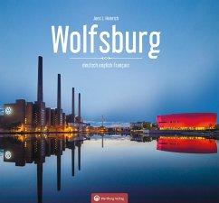Wolfsburg - Farbbildband - Heinrich, Jens L.