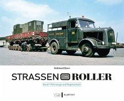Straßenroller der Deutschen Bundesbahn Bd. 1 - Stern, Volkhard