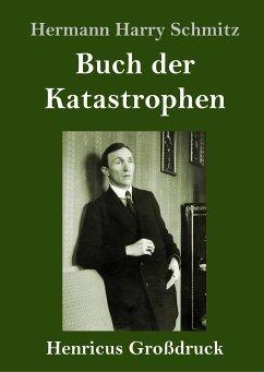 Buch der Katastrophen (Großdruck) - Schmitz, Hermann Harry