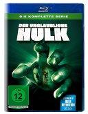 Der unglaubliche Hulk - Die komplette Serie BLU-RAY Box