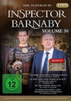 Inspector Barnaby Vol.30 DVD-Box - Inspector Barnaby