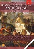 Breve historia de los grandes generales de la Antigüedad (eBook, ePUB)