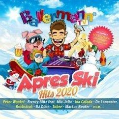 Ballermann Tv (Apres Ski Hits 2020) - Diverse