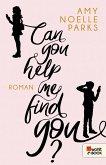Can you help me find you? (eBook, ePUB)