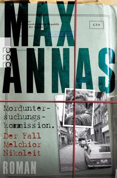 Morduntersuchungskommission: Der Fall Melchior Nikoleit (eBook, ePUB) - Annas, Max