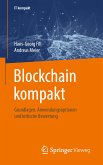 Blockchain kompakt (eBook, PDF)
