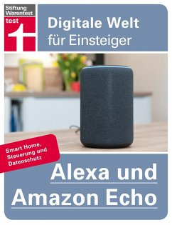 Alexa und Amazon Echo (eBook, PDF) - Albrecht, Uwe