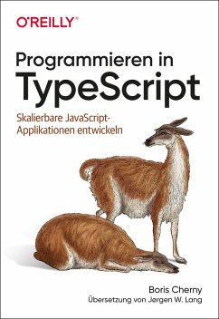 Programmieren in TypeScript (eBook, PDF) - Cherny, Boris