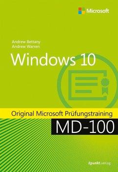 Windows 10 (eBook, PDF) - Bettany, Andrew; Warren, Andrew James