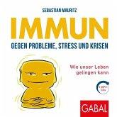 Immun gegen Probleme, Stress und Krisen, 2 MP3-CD
