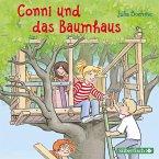 Conni und das Baumhaus / Conni Erzählbände Bd.35 (1 Audio-CD)