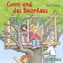 Conni und das Baumhaus / Conni Erzählbände Bd.35 (1 Audio-CD) - Boehme, Julia