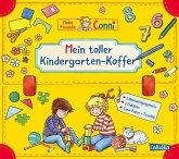 Mein toller Kindergarten-Koffer (Buch-Set für den Kindergarten) / Conni Gelbe Reihe Bd.48