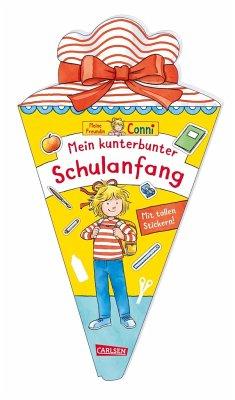 Mein kunterbunter Schulanfang / Conni Gelbe Reihe Bd.49 - Sörensen, Hanna