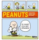 Snoopy ganz entspannt / Die Peanuts Tagesstrips Bd.1