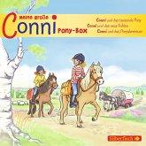 Meine große Conni-Ponybox, 3 Teile