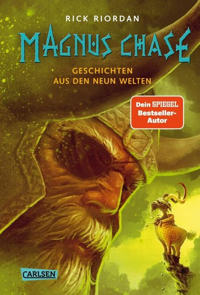 Buch-Reihe Magnus Chase
