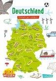 Deutschland / Pixi Wissen Bd.109