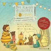 Die kleine Hummel Bommel feiert Geburtstag, 1 Audio-CD