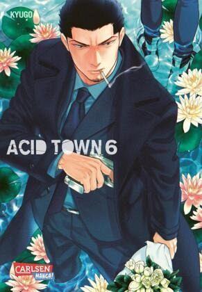 Buch-Reihe Acid Town