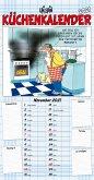 Uli Stein - Küchenkalender 2021: Monatskalender für die Wand