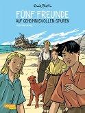 Fünf Freunde auf geheimnisvollen Spuren / Fünf Freunde Bd.3