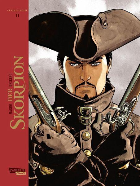Buch-Reihe Der Skorpion Gesamtausgabe
