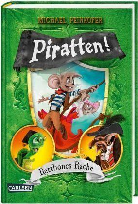 Buch-Reihe Piratten! von Michael Peinkofer