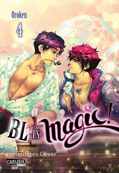 Buch-Reihe BL is magic!