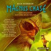 Geschichten aus den neun Welten / Magnus Chase Bd.4 (3 MP3-CDs)
