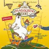 Der Hausschuh-Dieb / Die Schule der magischen Tiere ermittelt Bd.2 (1 MP3-CD)