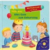 Mach mit - Pust aus: Alles Gute zum Geburtstag / Hör mal (Soundbuch) Bd.3