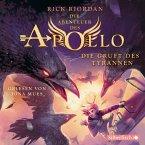 Die Gruft des Tyrannen / Die Abenteuer des Apollo Bd.4 (6 MP3-CDs)