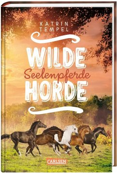 Seelenpferde / Wilde Horde Bd.3 - Tempel, Katrin
