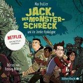 Jack, der Monsterschreck, und die Zombie-Apokalypse, 2 Audio-CD
