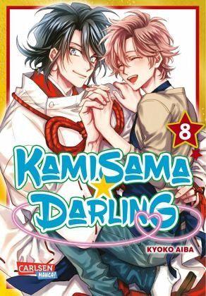 Buch-Reihe Kamisama Darling