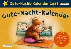 Gute-Nacht-Kalender 2021 - Golze, Lisa