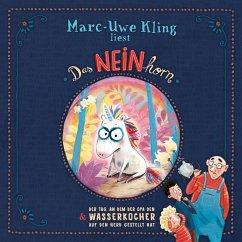 Das NEINhorn, Der Tag, an dem der Opa den Wasserkocher auf den Herd gestellt hat, 1 Audio-CD - Kling, Marc-Uwe