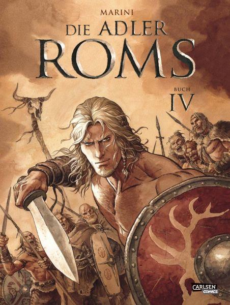 Buch-Reihe Die Adler Roms