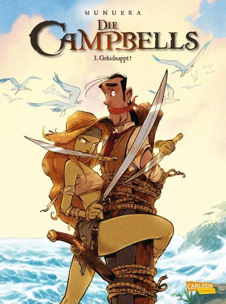 Buch-Reihe Die Campbells