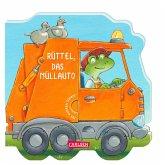 Rüttel, das Müllauto / Mein kleiner Fahrzeugspaß Bd.6