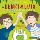 Voll geheim, Krötenschleim! / Lenni & Luis Bd.2 (1 Audio-CD)