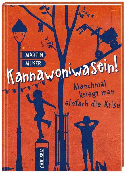 Buch-Reihe Kannawoniwasein
