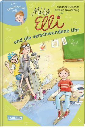 Buch-Reihe Miss Elli
