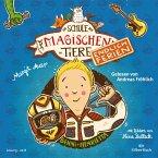 Benni und Henrietta / Die Schule der magischen Tiere - Endlich Ferien Bd.5 (2 Audio-CDs)