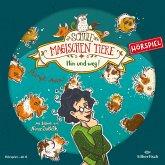 Hin und weg! Das Hörspiel / Die Schule der magischen Tiere Bd.10 (1 Audio-CD)