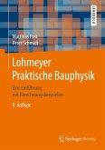 Lohmeyer Praktische Bauphysik (eBook, PDF)